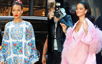 Best Look Của Rihanna