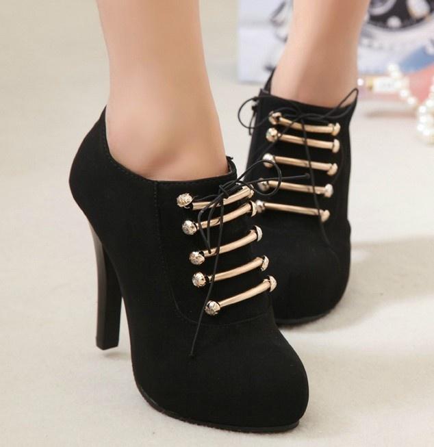Giày boot nữ BN02