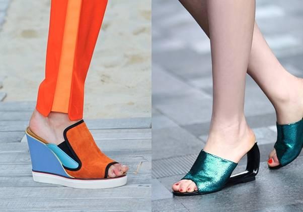 Chọn kiểu giày nào đi Tết 2016