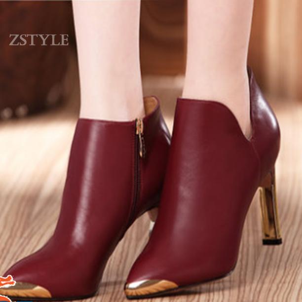 Giày boot nữ BN01