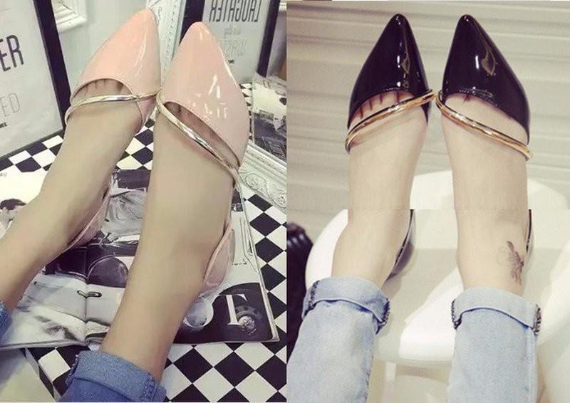 Giày búp bê nữ BBN010
