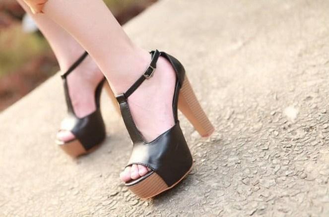 Giày cao gót nữ CGN021