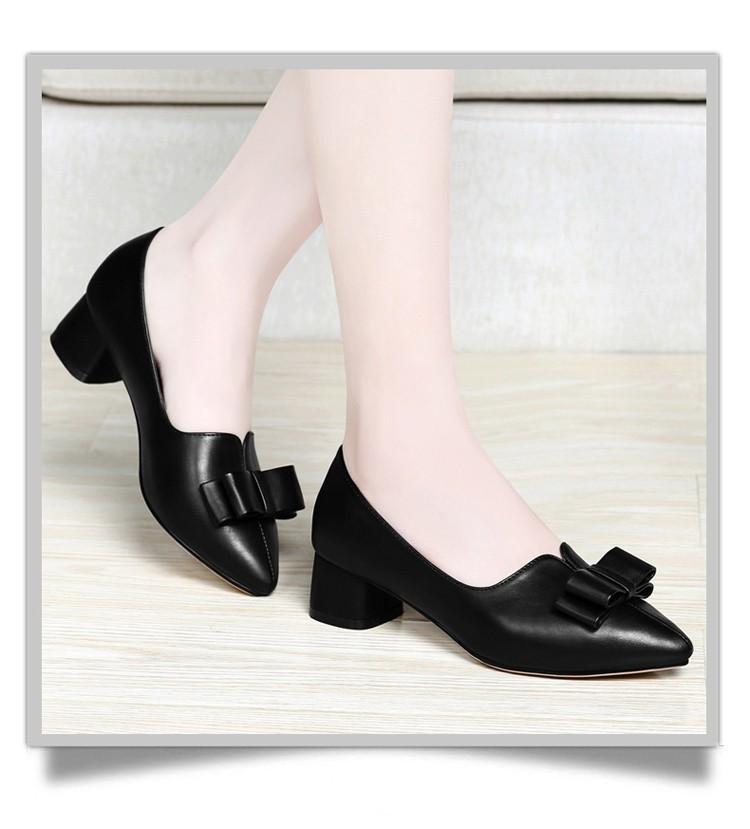 Giày công sở nữ CSN026
