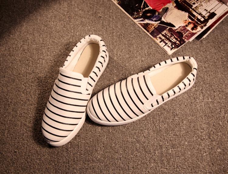Giày lười nữ LN01