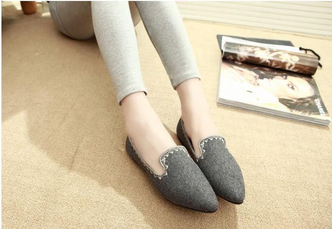 Giày lười nữ LN06