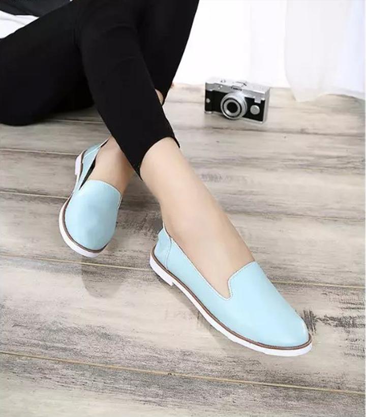 Giày lười nữ LN07