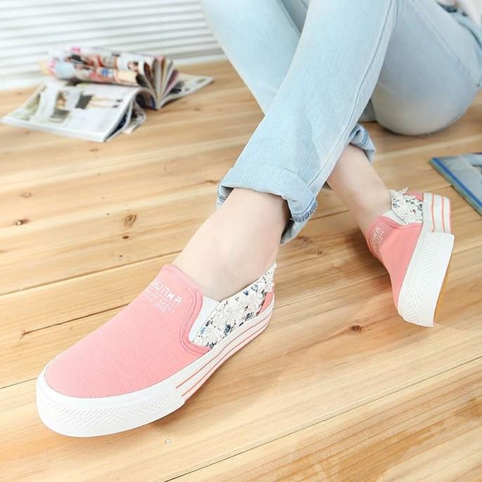 Giày lười nữ LN02