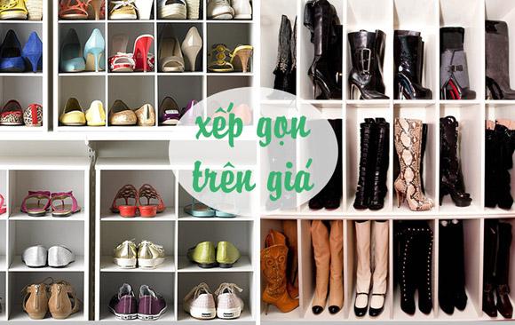 Mách Chị Em Cách Bảo Quản Giày Dép