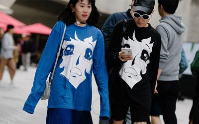 Street style cực chất từ Seoul Fashion Week