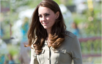 Street Style Thanh Lịch Như Kate Middleton