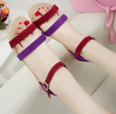 Giày xăng đan nữ XĐN02