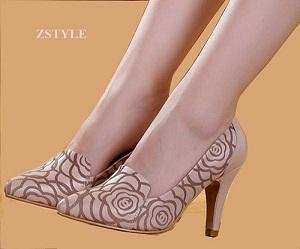 Điểm danh 5 mẫu giày công sở nữ đang trở thành hot trend