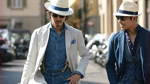 Điểm danh 7 kiểu nón nam độc lạ