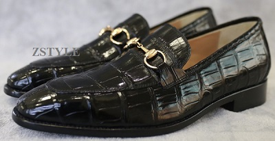 Giày da cá sấu GDCS01