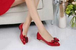 Mẹo chọn giày búp bê chuẩn vóc dáng cho nàng